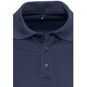 axant Alps Polo Agion Active Men dark blue